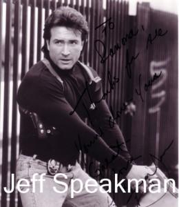 Jeff Speakman