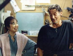 Ramona LeBaron and Jim Varney