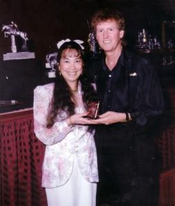 Ramona and Michael Anthony Ricker
