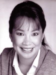 Actress Ramona LeBaron