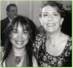 Ramona Werst and Kathy Mattea