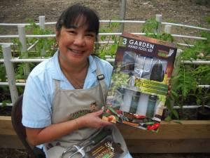 Garden Tool Giveaway